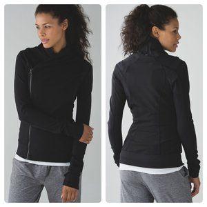 Lululemon Bhakti Yoga Jacket in Black